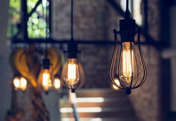 Come creare la giusta atmosfera con l'illuminazione vintage