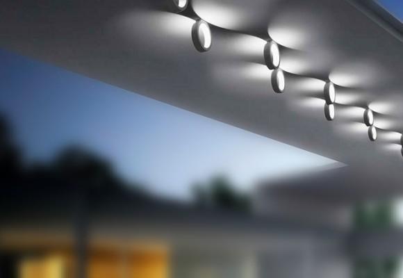 Dimmer luce dal soffitto: Assolo 43 di Cini & Nils
